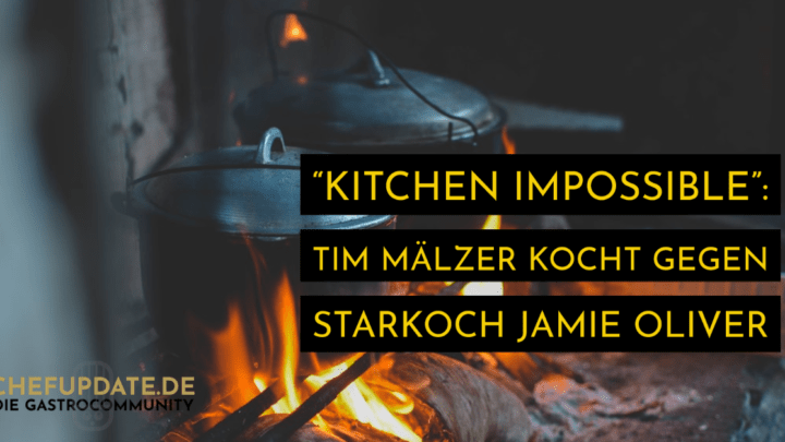 """""""Kitchen Impossible"""": Tim Mälzer kocht gegen Starkoch Jamie Oliver"""